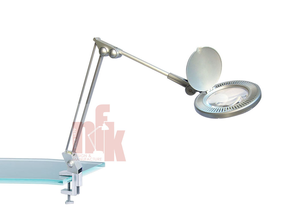 L441C Magnifier LED Desk Lamp