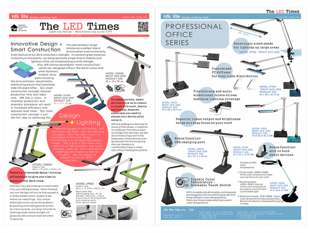 THE LED TIMES (3rd Edition)